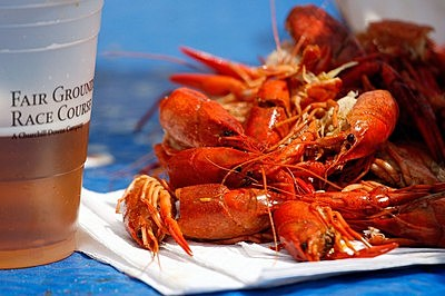 Crawfish (Photo by Chris Graythen/Getty Images)