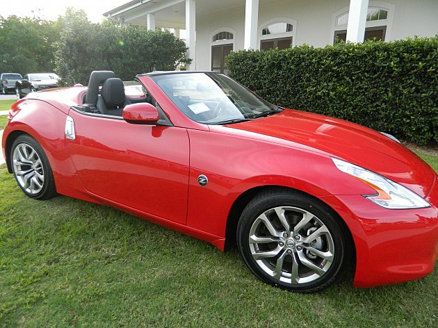 Norman Chapper's new Nissan 370Z