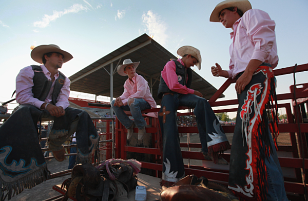 Cameron Parish High School Rodeo In Bell City This Weekend