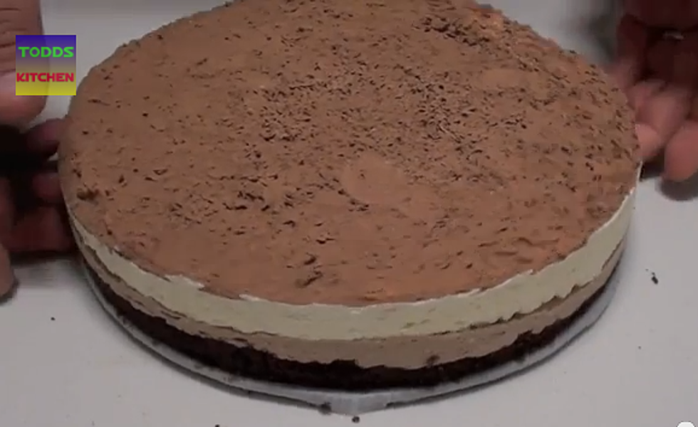 Recipe for a Triple Chocolate Cheesecake – No Bake [VIDEO]