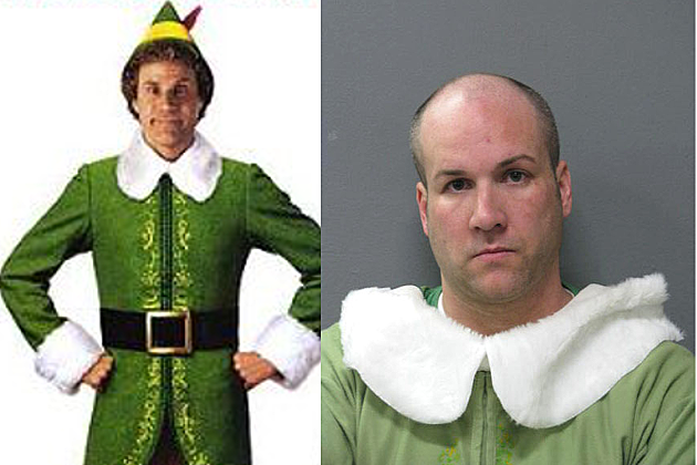 Lafayette Man Gets Dwi While Dressed As Buddy The Elf