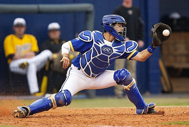 McNeese Baseball Cameron Toole (Provided by Matt Bonnette MSU)