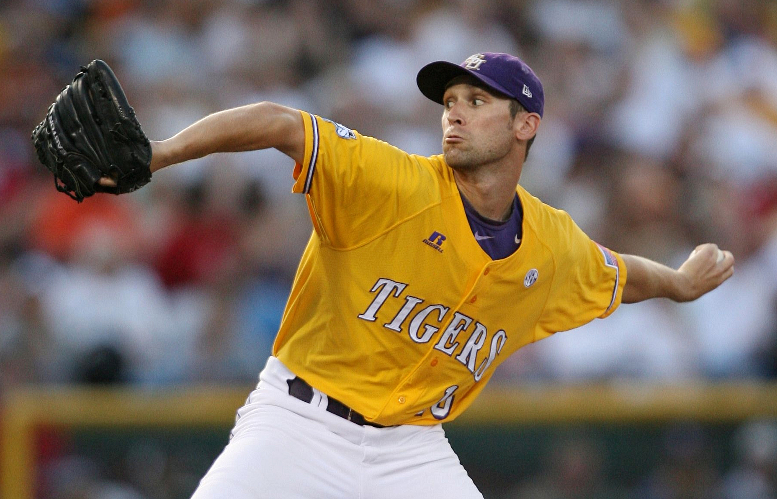 LSU Baseball (Photo by Elsa/Getty Images)