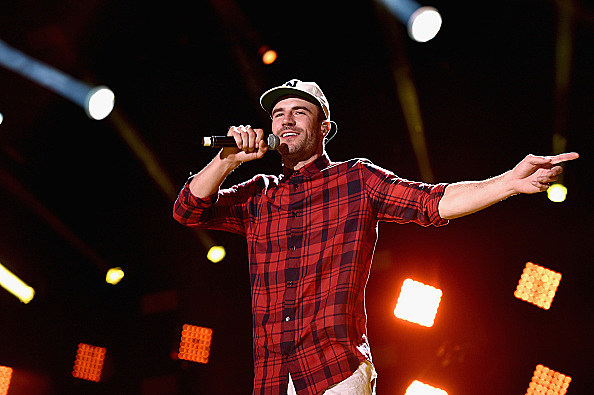 Sam Hunt Brought Cam On Stage To Perform Her Song U201cBurning Houseu201d [VIDEO]