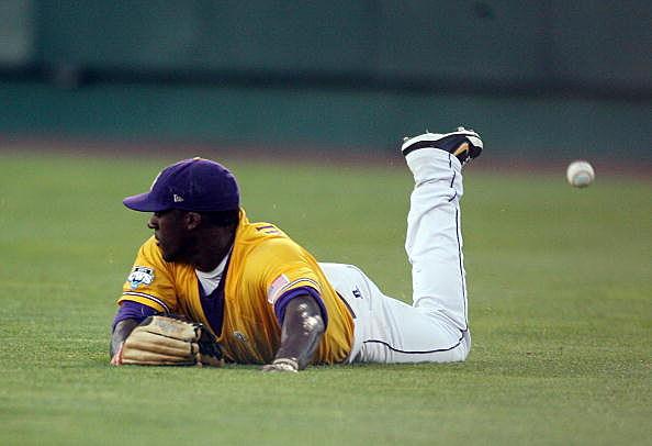 LSU Baseball (Photo by Elsa/Getty Images)