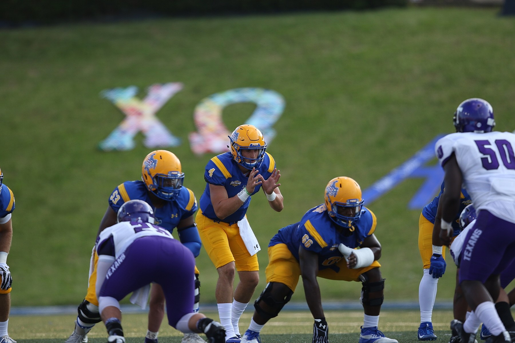 McNeese Football (photo Provided By Matt Bonnette)