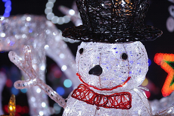 Tinsel And Christmas Decoration Producer Festive Productions