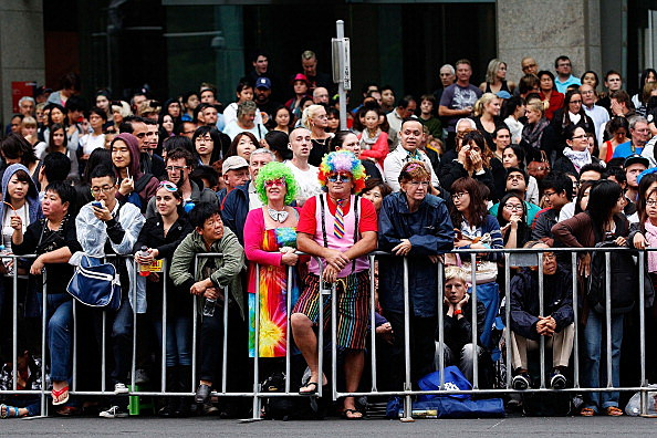 Sydney Mardi Gras Parade 2013