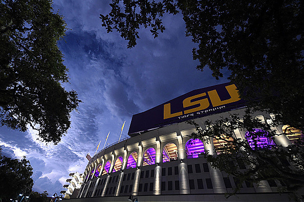 LSU Tiger Stadium (Getty Images)
