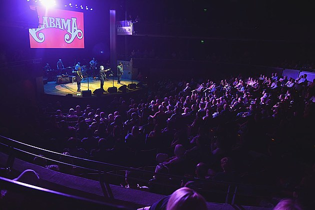 The Big Gig: Alabama Concert at the Country Music Hall of Fame and Museum