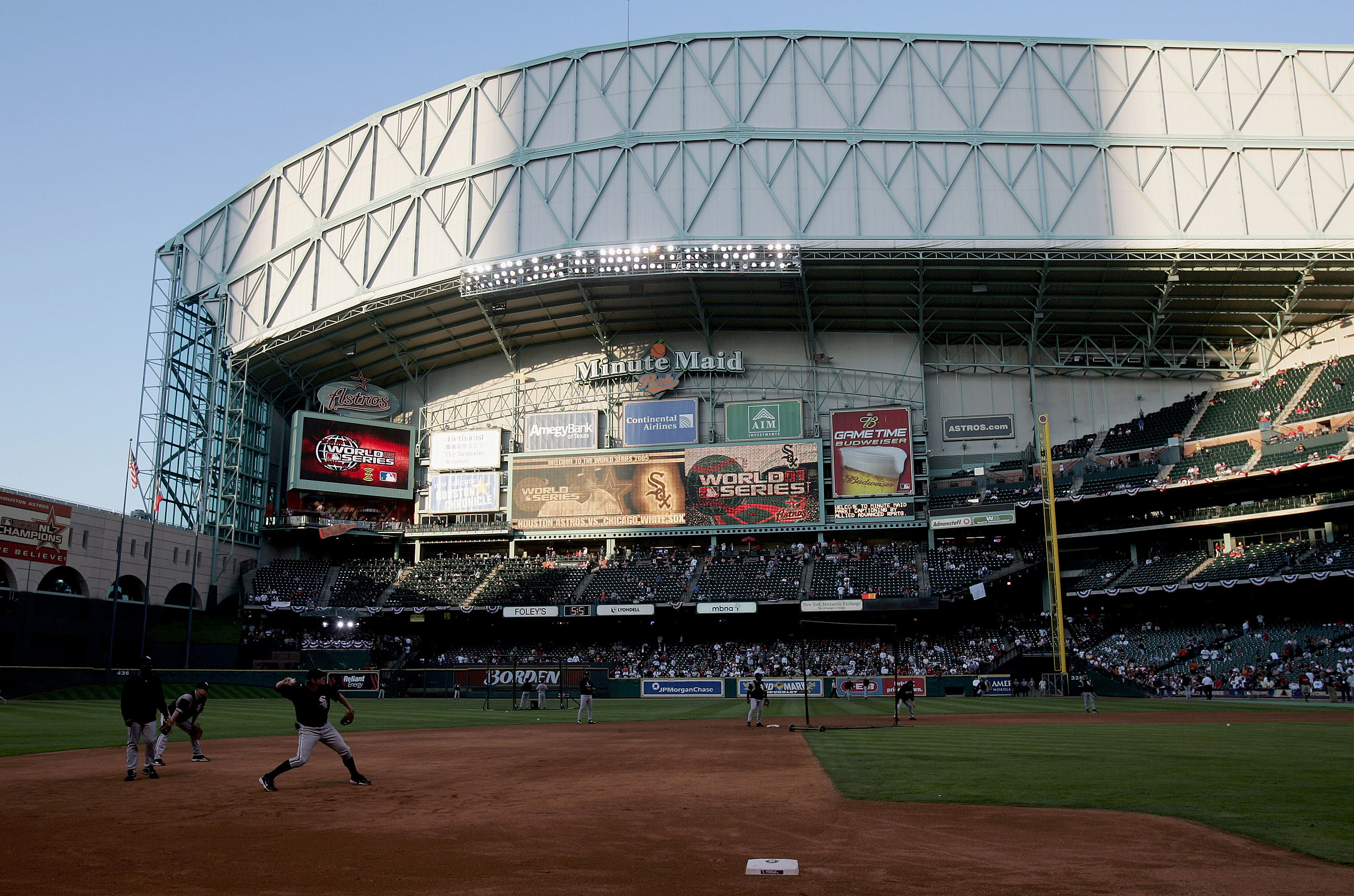 Minute Maid Park (Getty Images)