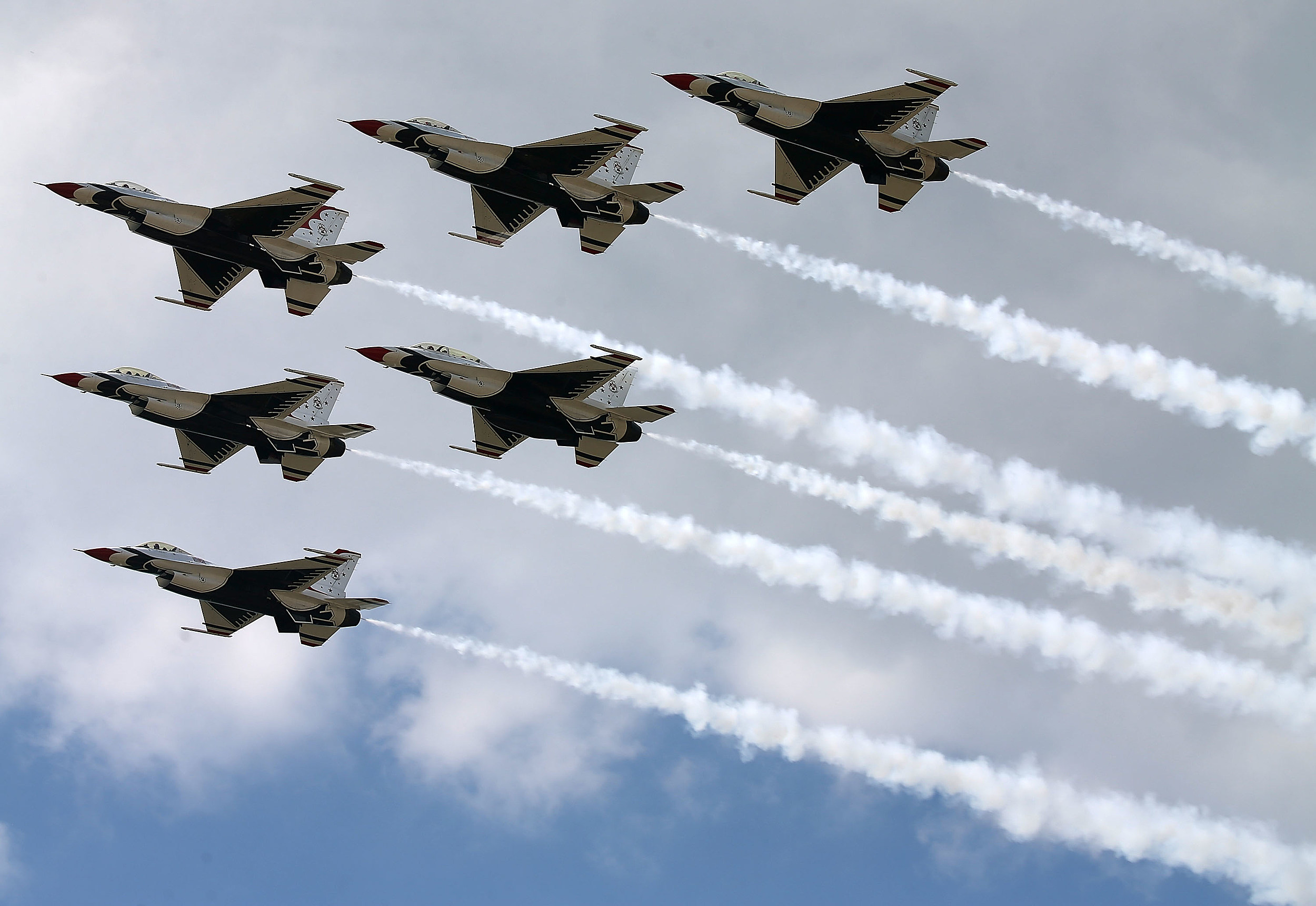 U.S. Air Force Thunderbirds (Getty Images)