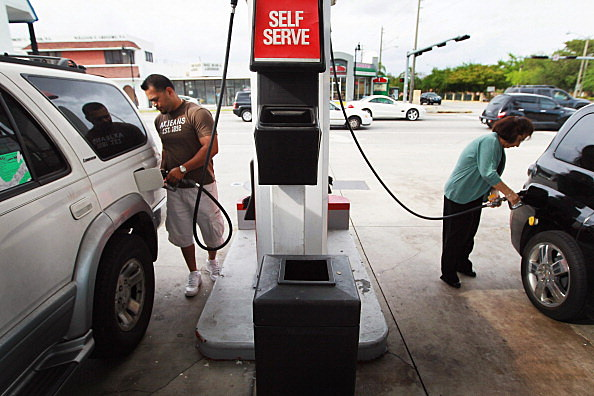 U.S. Gas Prices Jump 33 Cents In Two Weeks