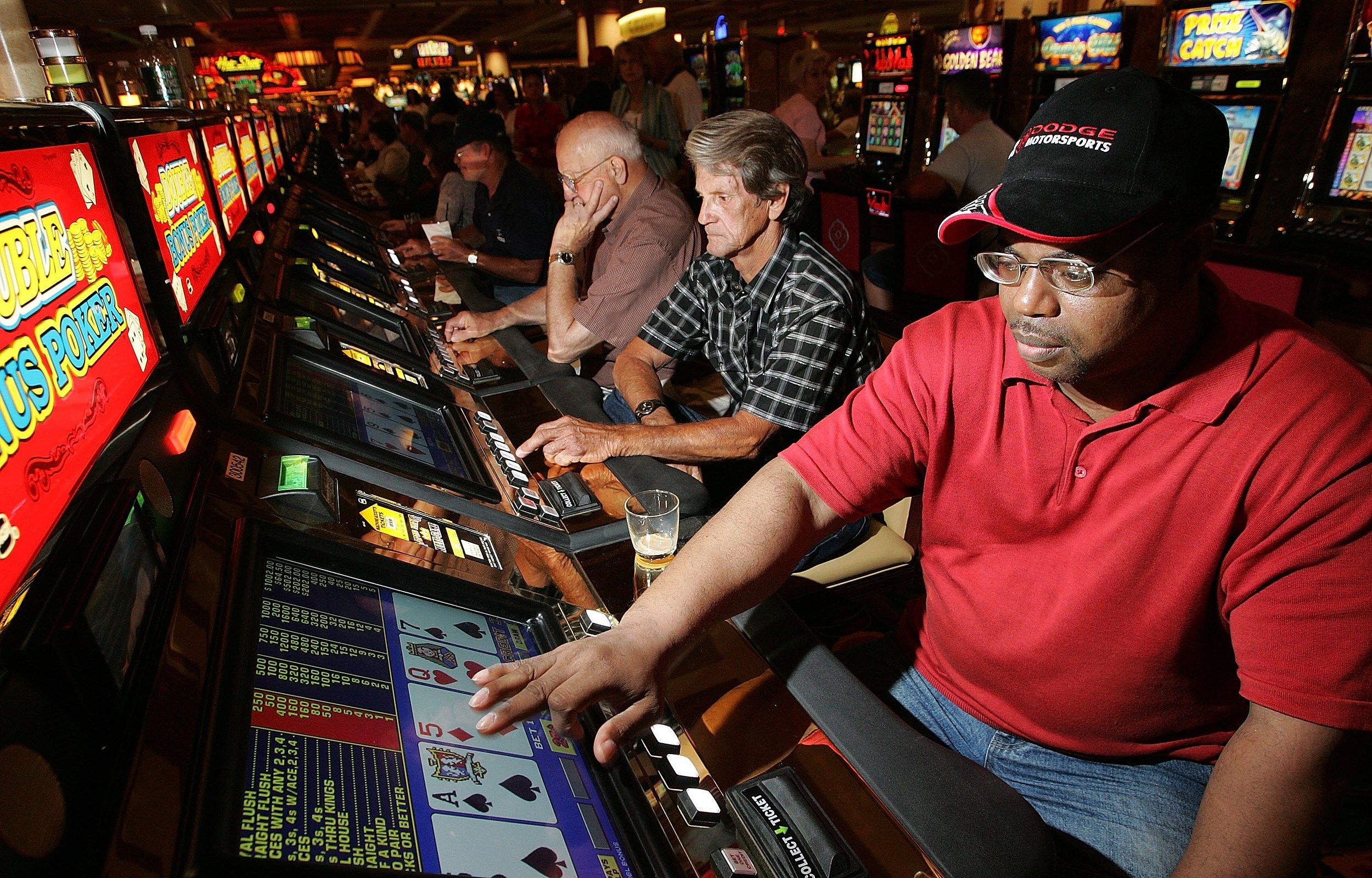 Video Poker (Getty Images)