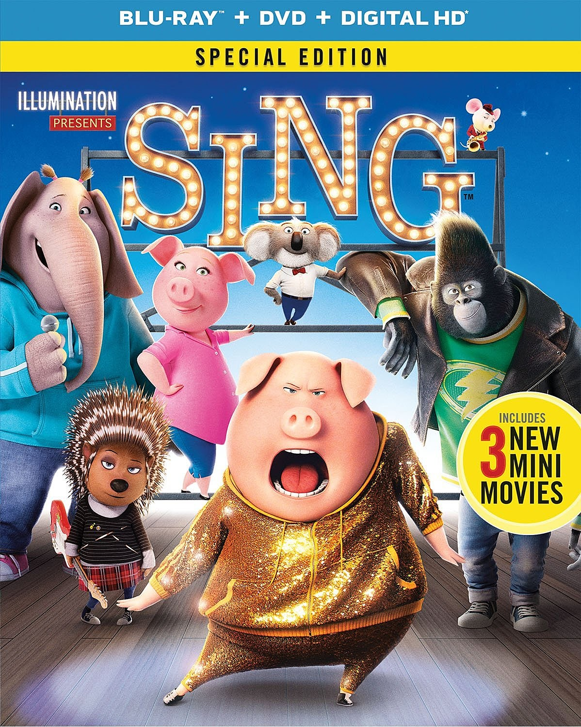 Sing the movie (IMDB credit Illumination pictures)
