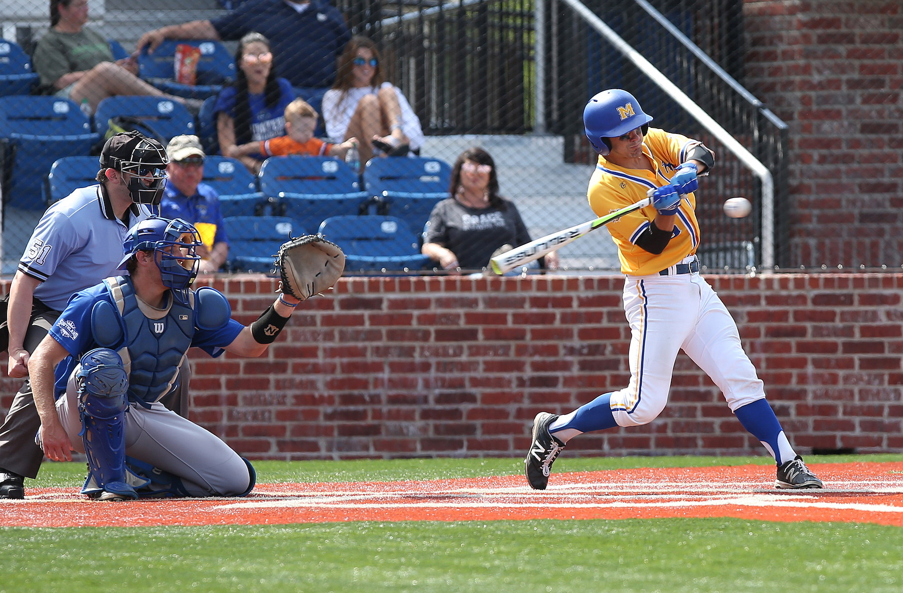 McNeese Baseball (Photo provided Matt Bonnette MSU)