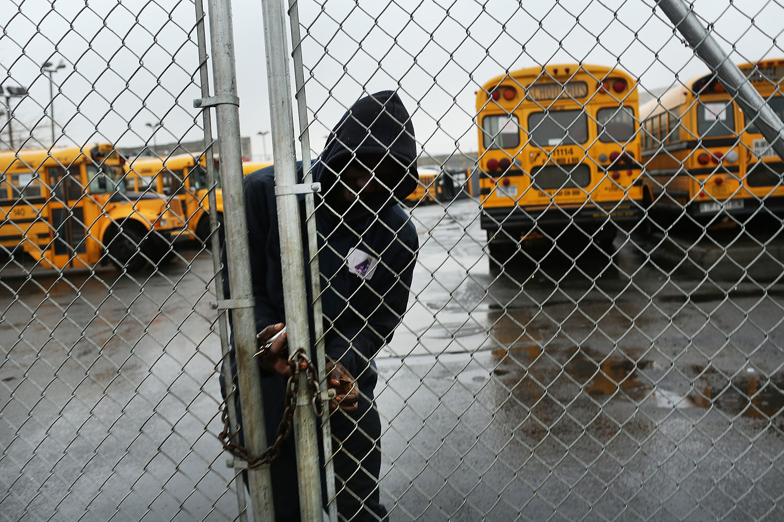 School Closures (Photo by Spencer Platt/Getty Images)