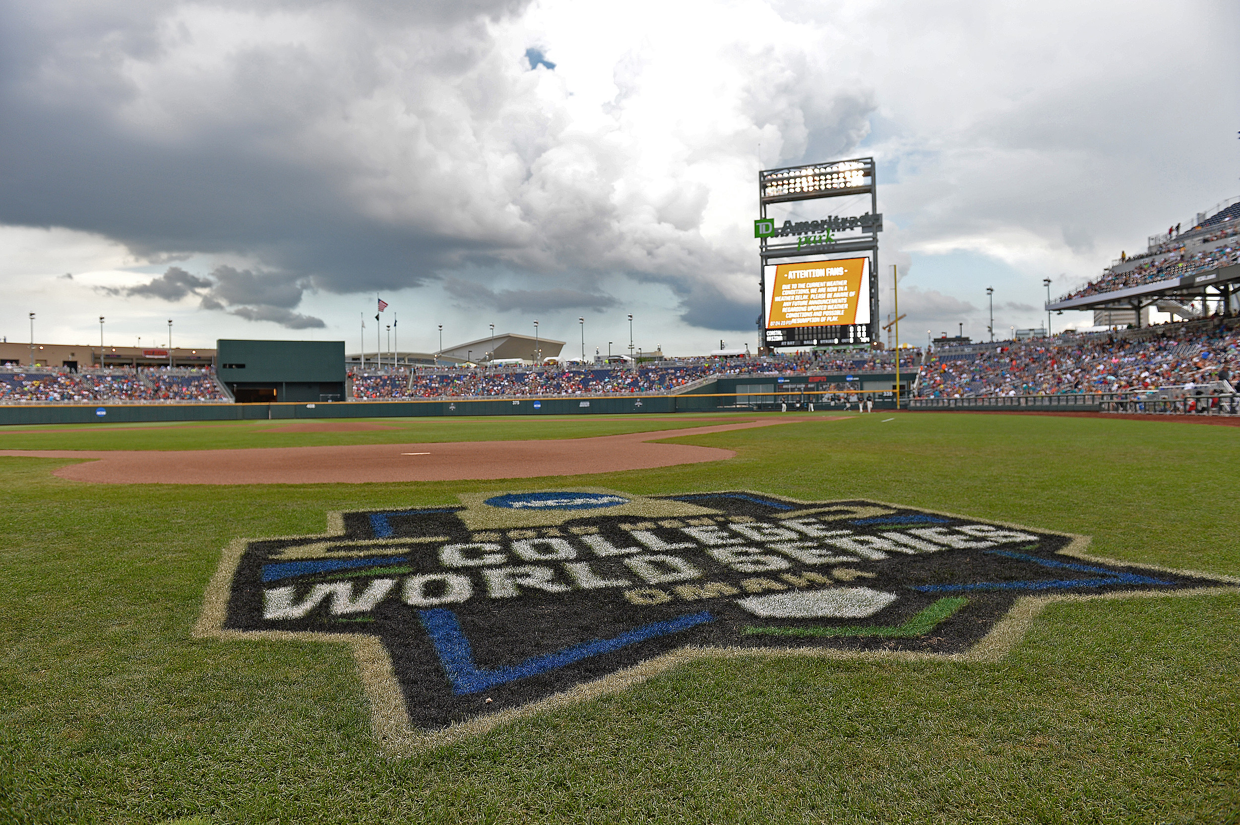 College World Series (Getty Images)