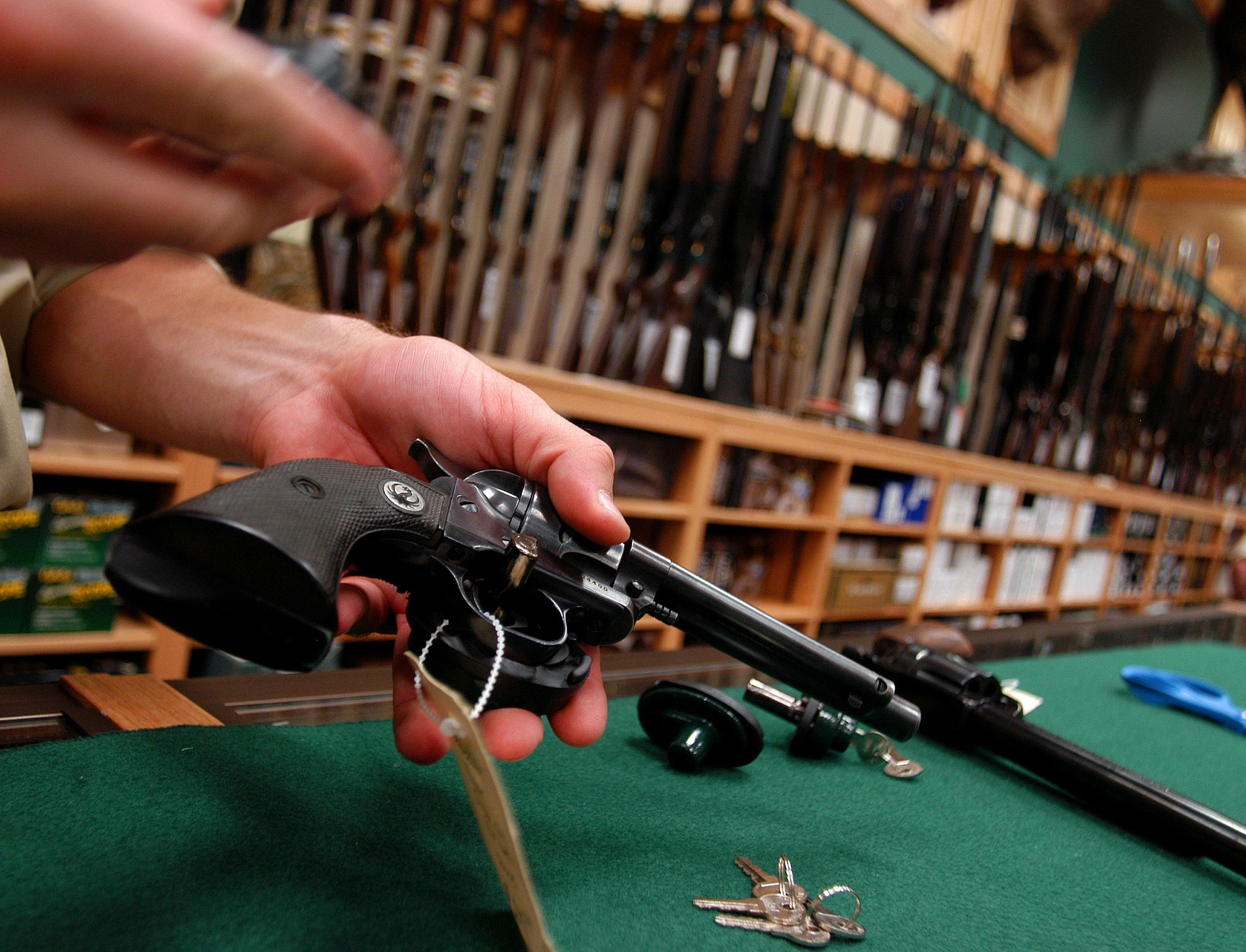 Gun Safety Locks : Calcasieu sheriff s office giving out free gun locks