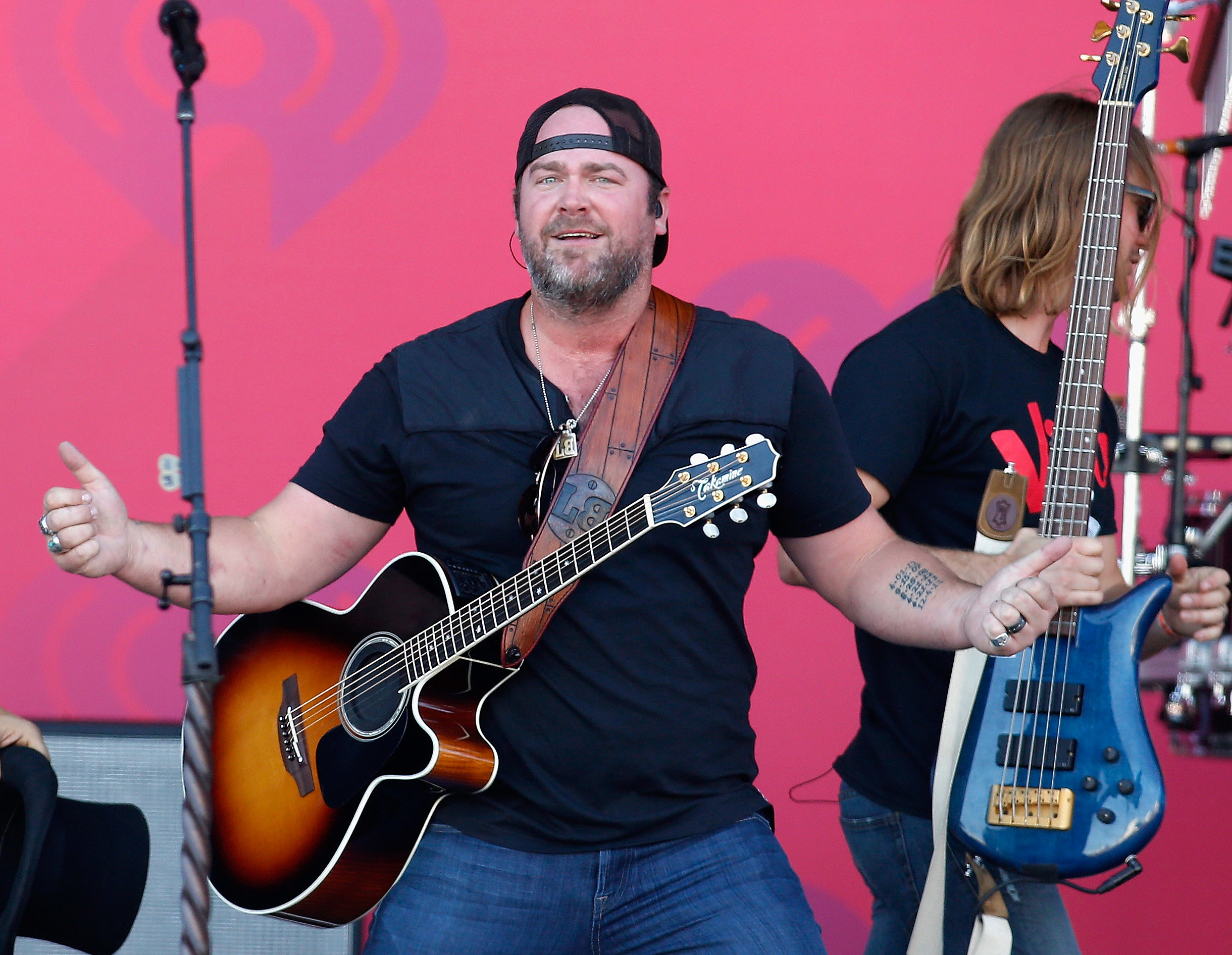 Lee Brice (Getty Images)