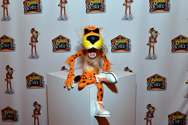 Cheetos Brand Takes First Official Online Cheetos Museum Into the 'Real World' of Grand Central Termina