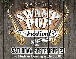 Swamp Pop Festival (Photo Provided By Brian Williams  Coushatta)