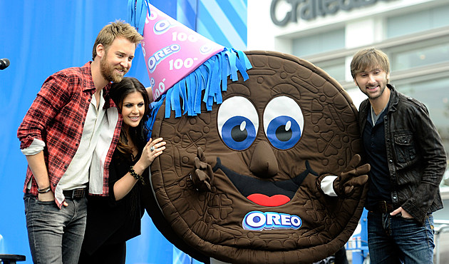 Oreo Cookies 100th Birthday Celebration With Special Performance By Lady Antebellum