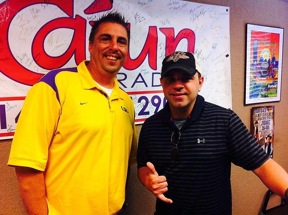 Mike Soileau With Travis Matte (TSM)