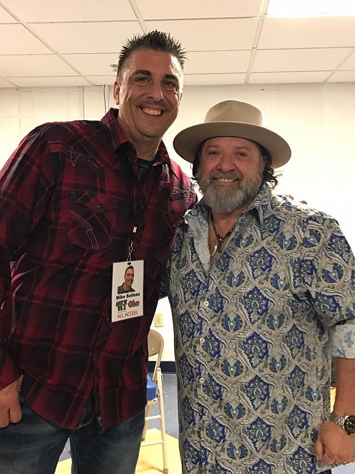 Mike and Wayne Toups (TSM)