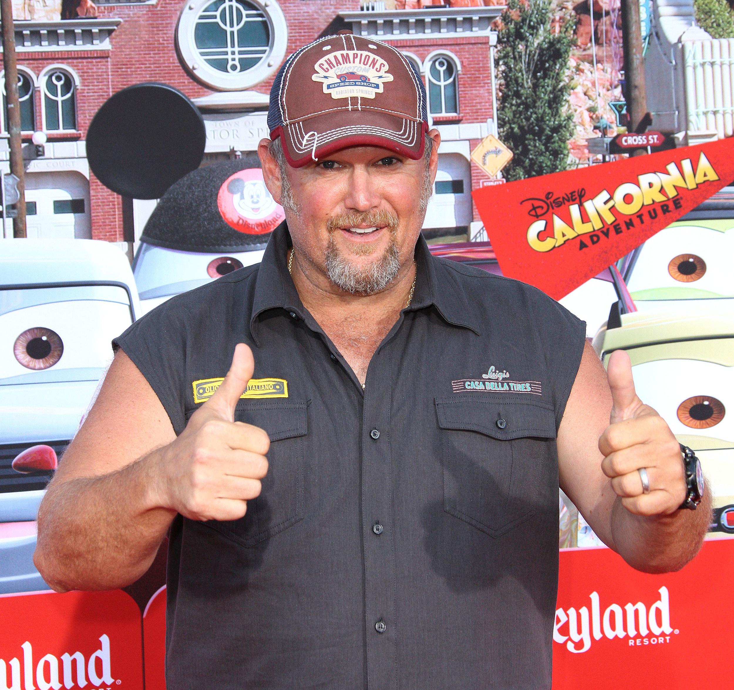 "Grand Opening Of ""Cars Land"" At Disneyland Resort"