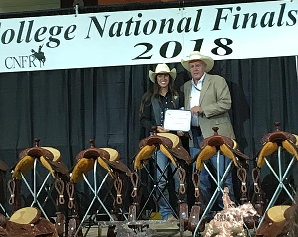 Mcneese Cowgirl Wins Three National Titles
